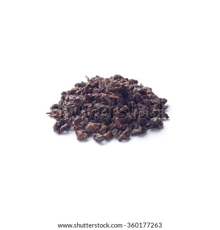 Tieguanyin , Oolong , Oolong tea ,  Oolong cha - stock photo