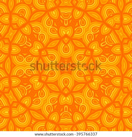 Tile. Indian Pattern Design. Pattern from ornamental elements. Can be used for wallpaper, pattern fills, web page background,surface textures. - stock photo