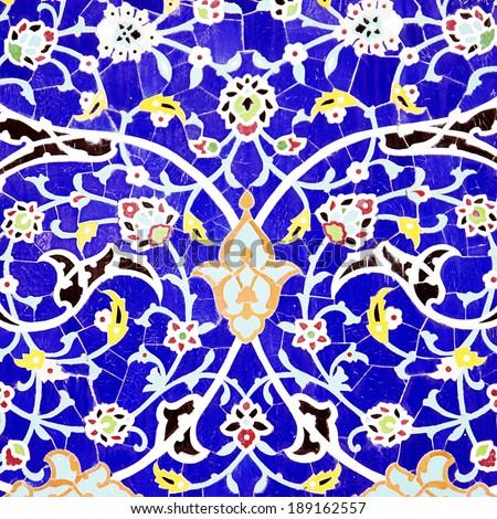 tile patterns - stock photo