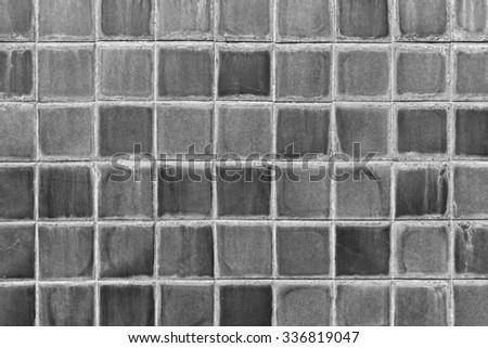 Tiled floor texture background - stock photo