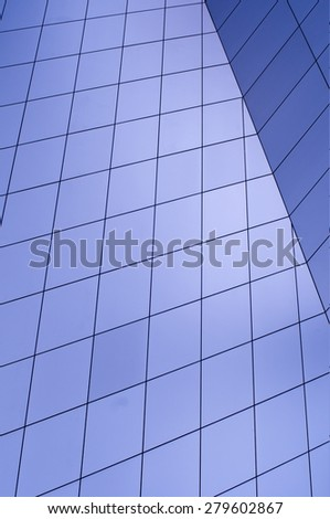 Tiled Room - stock photo