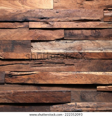 timber wood plank texture, industry background - stock photo