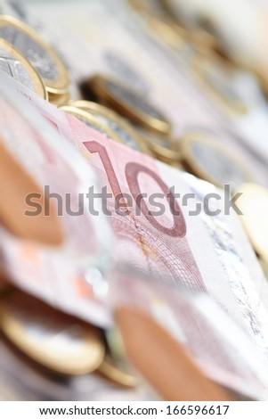 Time of money - stock photo
