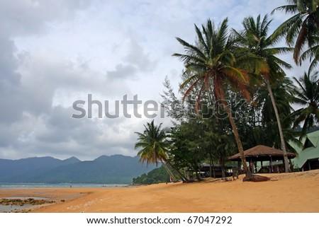 Tioman island, Malaysia - stock photo