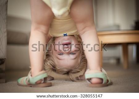 toddler - stock photo
