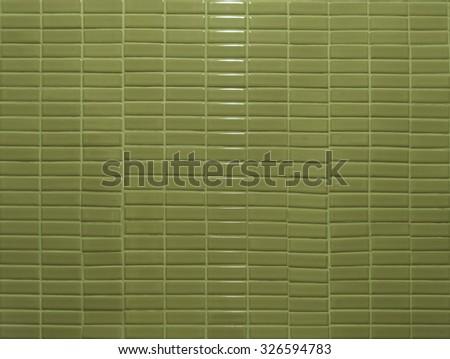 Toilet Ceramic Tiles Background - stock photo