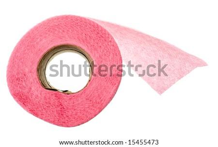 toilet paper, paper towel - stock photo