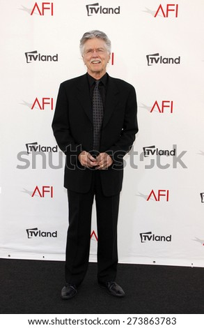 Tom Skerritt at the 40th AFI Life Achievement Award Honoring Shirley MacLaine held at the Sony Studios in Los Angeles on June 7, 2012.  - stock photo