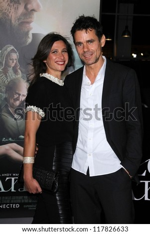 """Tom Tykwer at the """"Cloud Atlas"""" Los Angeles Premiere, Chinese Theater, Hollywood, CA 10-24-12 - stock photo"""