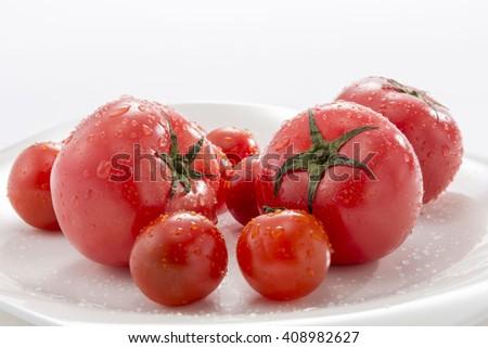 tomato - stock photo