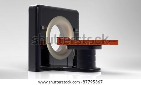 Tomograph - stock photo