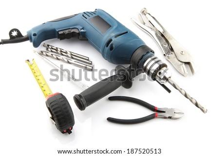 Tools - stock photo