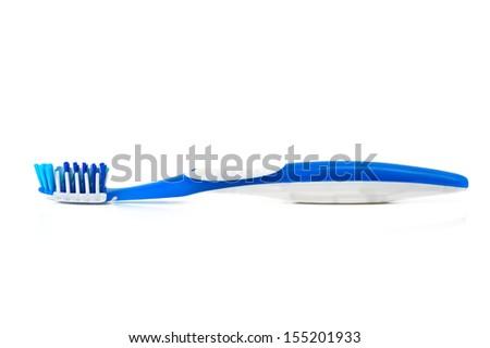Tooth brush - stock photo