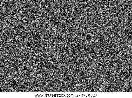 top view of road asphalt surface texture - stock photo