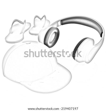 Tourism. World music concept on a white background. Pencil drawing  - stock photo