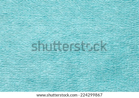 towel fabric texture - stock photo