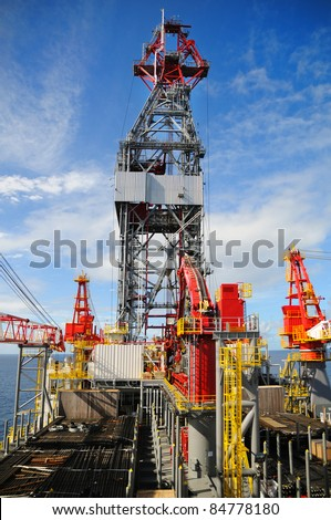 tower - stock photo