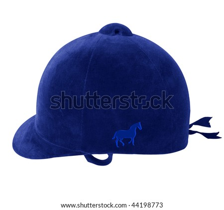 Traditional hunting helmet in use for 100 years - stock photo