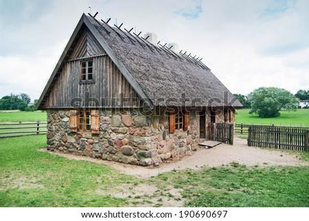 Stock images similar to id 92621194 traditional polish wooden hut - Traditional polish houses wood mastership ...