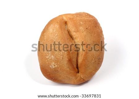 Traditional polish roll - stock photo