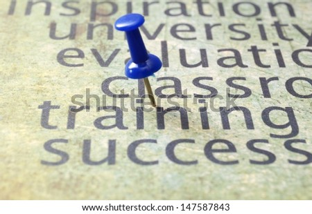 Training and success concept - stock photo