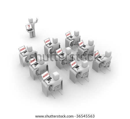 Training concept. Education concept - stock photo