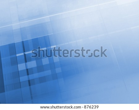 Transparent geometric trails background. - stock photo