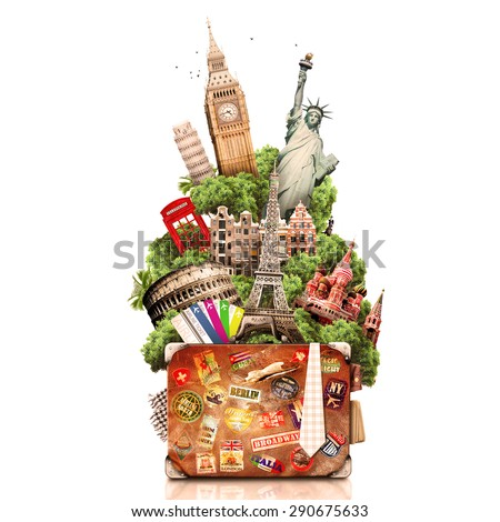 Travel - stock photo