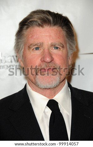 Treat Williams  at the 8th Annual Living Legends of Aviation, Beverly Hilton Hotel, Beverly Hills, CA. 01-21-11 - stock photo