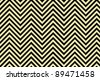 Trendy chevron patterned background, yellow, black and white - stock photo
