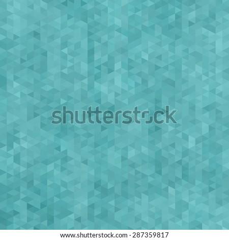 triangle background - stock photo