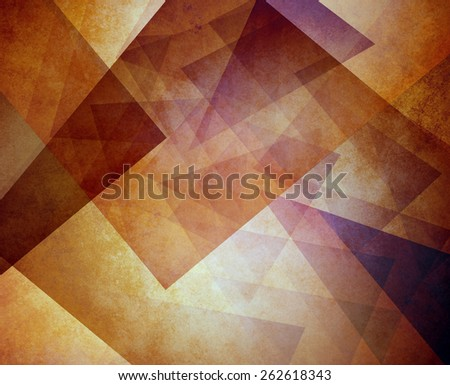 triangle pattern background with random abstract background design and texture - stock photo