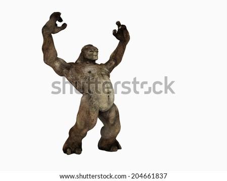 Troll - stock photo