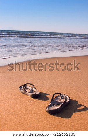 Tropical paradise - stock photo