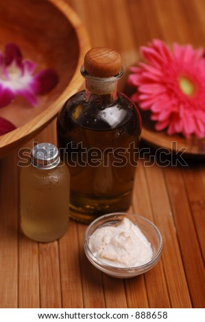 Tropical Spa 01 - stock photo