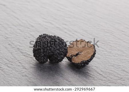 Truffles mushrooms.  - stock photo