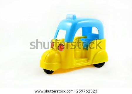 Tuk Tuk toy - stock photo
