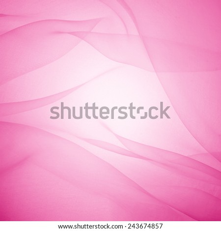 tulle background - stock photo