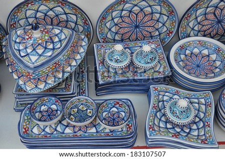 tunisian ... & tunisian pottery ceramics dinnerware - 28 images - evolving tunisian ...