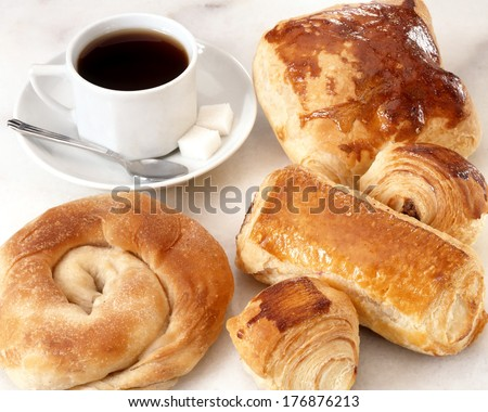 Turkish Pastry - stock photo