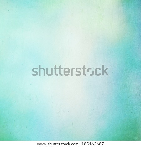 Turquoise abstract background texture - stock photo