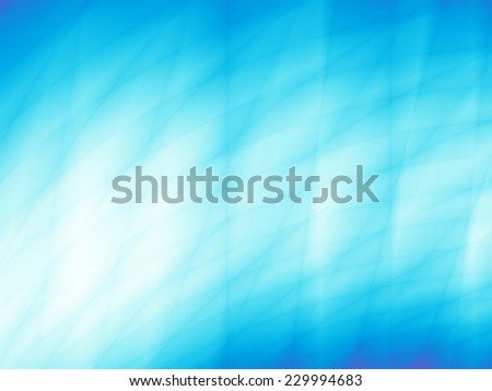 Turquoise abstract nice bright fun design - stock photo