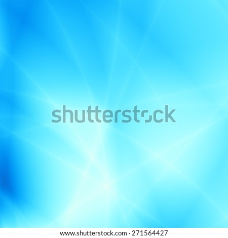 Turquoise background illustration pattern summer design - stock photo