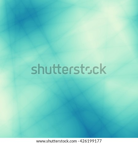 Turquoise blue abstract technology backdrop graphic pattern - stock photo