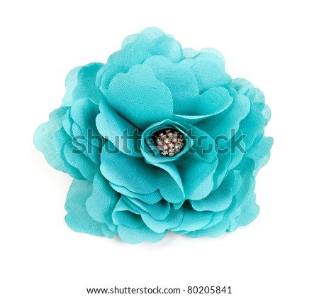 Turquoise Flower Stock Photos Images Amp Pictures