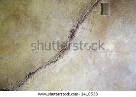 tuscan washed background - stock photo
