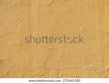Tuscany wall texture background - stock photo