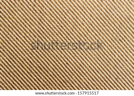 tweed pattern from vintage amplifier - stock photo