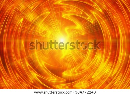 twirl of bright explosion flash. Abstract background. motion blur effect - stock photo