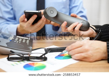 Two experienced analyst working full time  on the project